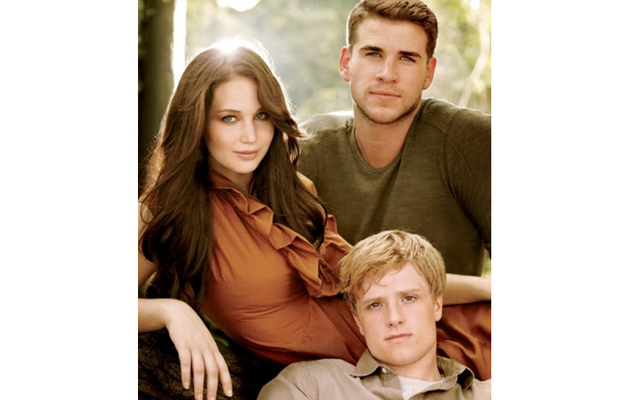 """Hunger Games"" Stars Stun in Vanity Fair"