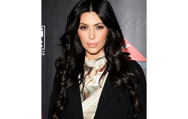 Kim Kardashian Does First Red Carpet Since Split