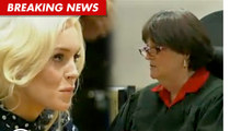 Lindsay Lohan -- 30 Days in Jail
