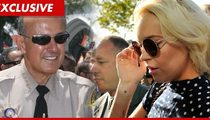 Lindsay Lohan Case -- Judge Misled By Sheriff