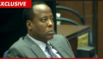 Conrad Murray -- Don't Worry ... I'm Optimistic