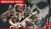 Legendary GWAR Guitarist Found Dead on Tour