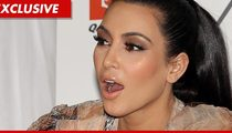 Kim Kardashian Warned Family Before Divorce -- 'I'm Embarrassed ...'