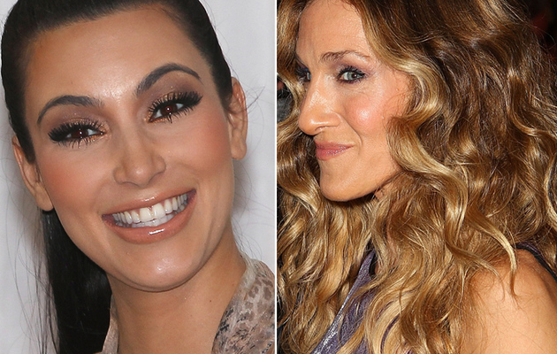 Sarah Jessica Parker's Advice for Kim Kardashian