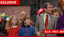 Leonard Stone 'Willy Wonka' Actor -- Dead at 87