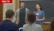 'Jersey Shore' Vinny -- Oral Lesson at Ivy League School