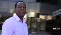 Dr. Conrad Murray -- Weathering the Storm with Friends and Family [VIDEO]
