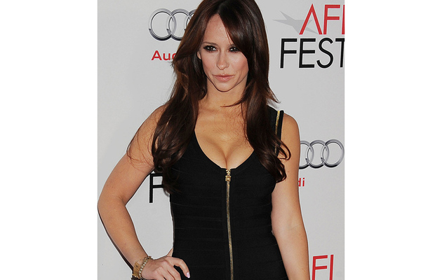 "Jennifer Love Hewitt Busts Out at ""J. Edgar"" Premiere"