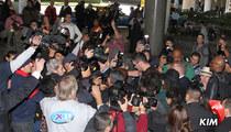 Kim Kardashian --- The Chaotic Return to Los Angeles