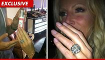 Michaele Salahi -- One Step Closer to Marriage, Gets MASSIVE Ring from BF