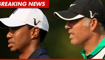 Tiger Woods -- Ex Caddie Stevie Williams Makes Racist Comment