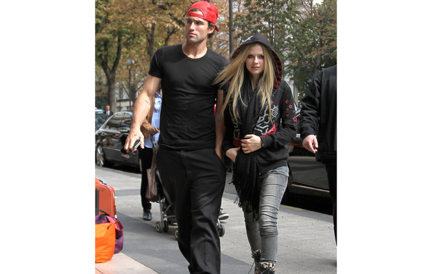 Brody Jenner & Avril Lavigne Attacked Outside Hotel