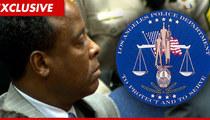 Conrad Murray Trial -- LAPD Rejoices Over Guilty Verdict