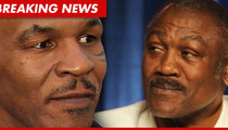 Mike Tyson -- We Should Celebrate Joe Frazier
