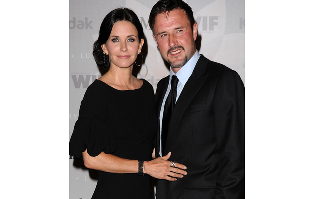 "David Arquette and Courteney Cox To Reunite -- On ""Cougar Town"""