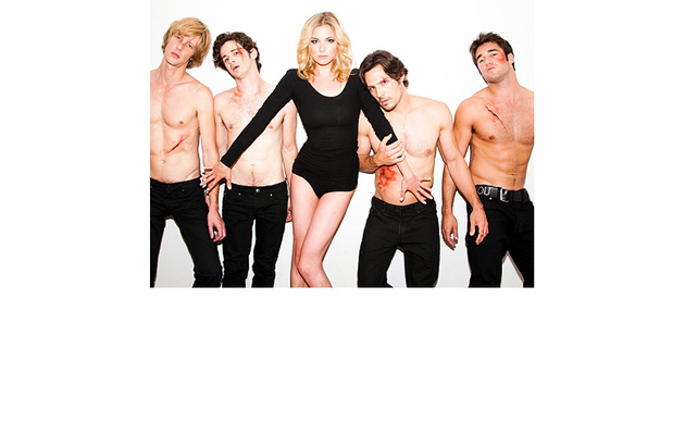 """Revenge"" Stars Strip Down for Sexy Photo Shoot!"