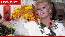 Zsa Zsa Gabor -- Rushed to Hospital After Severe Bleeding