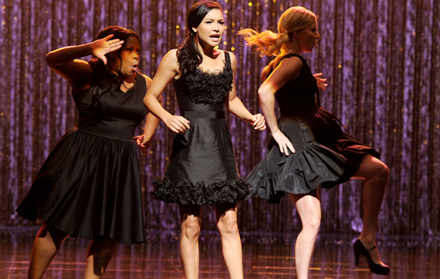 """Glee"" Covers Adele: Watch ""Someone Like You"" Mash-Up"