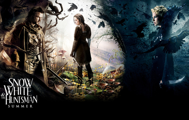 Snow White and the Huntsman: Action-Packed First Trailer!