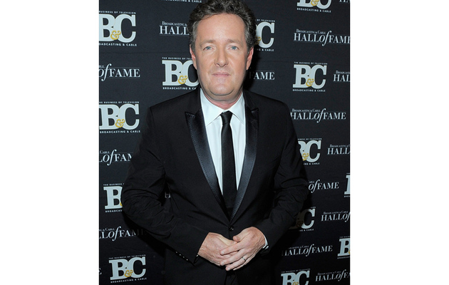 "Piers Morgan Quits ""America's Got Talent"""