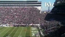 Penn State -- Fans Unite with MASSIVE Chant
