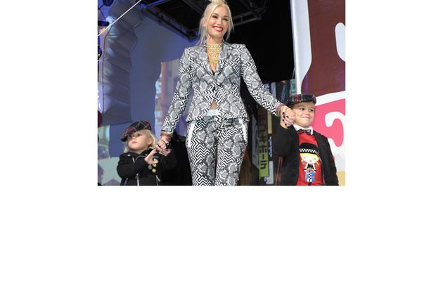 Gwen Stefani's Debuts Harajuku Mini