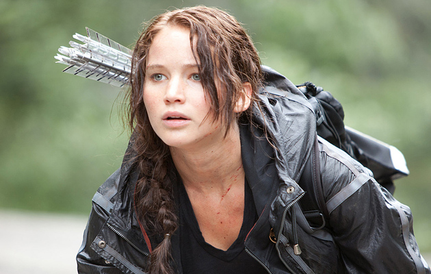 """The Hunger Games"" Trailer Premiere"