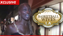 Jayson Williams' Estranged Wife Tanya Williams -- OUT of 'Basketball Wives: LA'