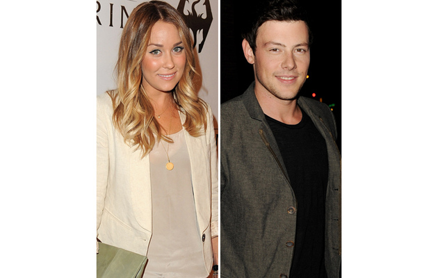 "Lauren Conrad: Just ""Friends"" With ""Glee"" Stud?"