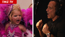 'Toddlers and Tiaras' Star Eden Wood -- My Pipes Are Better Than Harvey's