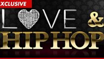 'Love & Hip Hop' Fights -- Glass BANNED from Set After Multiple Violent Brawls