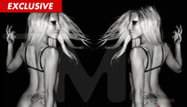 Lady Gaga -- One MONSTER Ass [PHOTO]