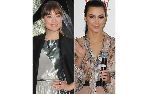 "Olivia Wilde: I ""Emphathize"" With Kim Kardashian"