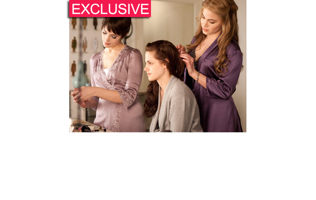 """Breaking Dawn"" Stylist Dishes: Whose Haircut Was Nerve-Racking?"