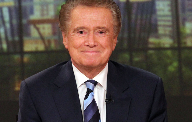 Daytime Emmy Awards Winners -- Regis Philbin Honored