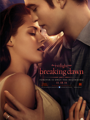 """Twilight: Breaking Dawn"" Leads Thanksgiving Box Office"
