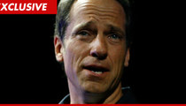 Mike Rowe Sued -- It's Your Fault I Get Teased in Prison!!