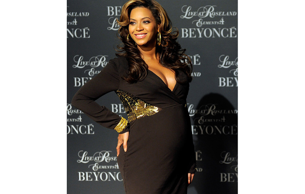 Beyonce Flaunts Big Baby Bump in NYC