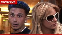 Jersey Shore's Pauly D -- Teaming Up with Britney Spears Again