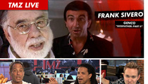 TMZ Live -- Francis Ford Coppola Regrets Making the Best 'Godfather' Movie