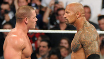 John Cena vs. The Rock: Who'd You Rather?