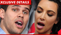 Kris Humphries -- I'd NEVER Sue Kim Kardashian