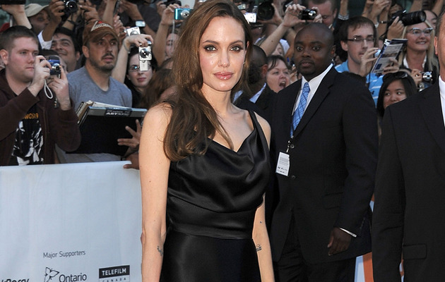 Angelina Jolie: If I Didn't Act, I'd Be a Funeral Director