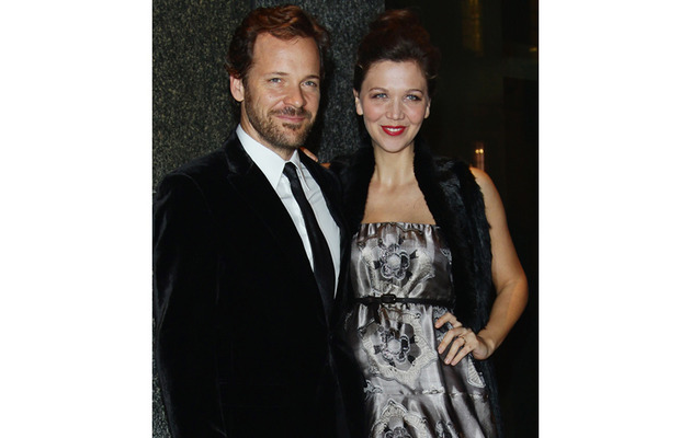 Maggie Gyllenhaal & Peter Sarsgaard Expecting Baby #2!