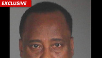 Dr. Conrad Murray -- The Mug Shot