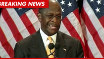 Herman Cain -- Rethinking Presidential Run