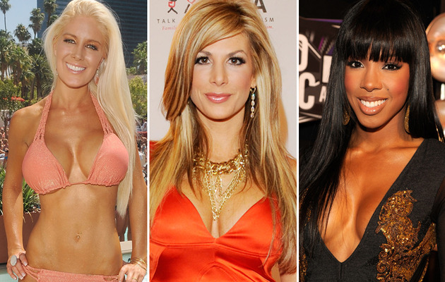 Stars Who've Admitted to Plastic Surgery