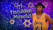 Kobe Bryant -- Cashing In on the Luck of the Jews