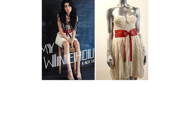 Amy Winehouse's Dress Racks Up $67K for Charity