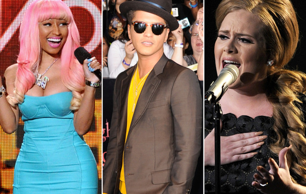 The Grammys: And the Nominees Are ...
